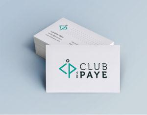 Le Club de la Paye vous dévoile son identité visuelle !