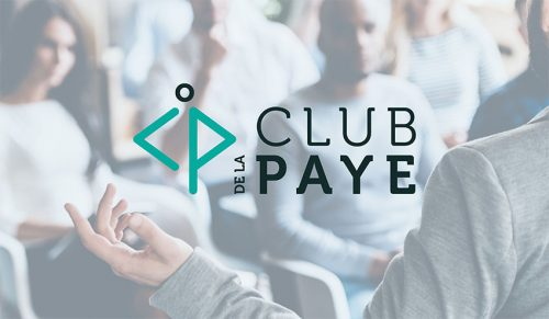 Photo Bienvenue au Club de la PAYE